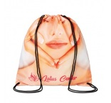 MB3011 - Polyester drawstring bag. Min 250 pcs