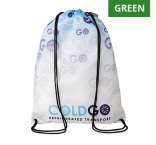 MB3106 - Large RPET drawstring bag. Min 250 pcs