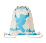 MB8302 - Cotton drawstring bag. Min 250 pcs