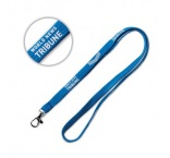 ML1013 - Tubular lanyard. Min 100 pcs