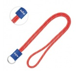ML1107 - 3-tone lanyard with PVC badge. Min 100 pcs